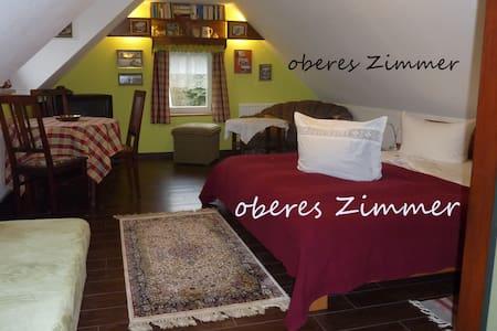 casa vicus nova - Zimmer in der sächs. Schweiz - Hohnstein - Wohnung