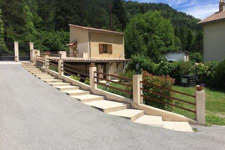 Gite Loisirs Provence - Annot - Natur-Lodge