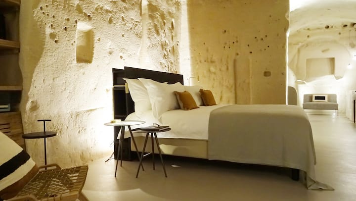 StageROOM02-Matera Luxury in a Cave