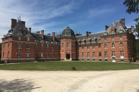 Chateau de Rivaulde - Salbris - อพาร์ทเมนท์