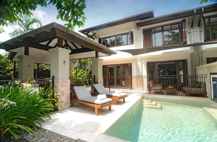 Sea Temple 308 | 3 Bedroom Luxury Villa