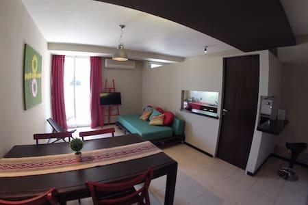 Dpto. dos dormitorios amoblado - Santiago del Estero