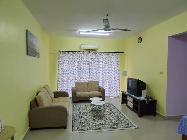 Economic condo rooms