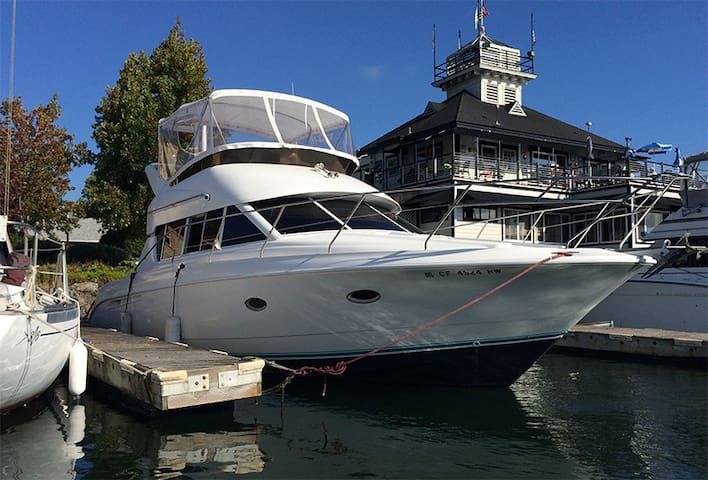 Sporty Yacht - In Historic Oakland - Oakland - Bateau