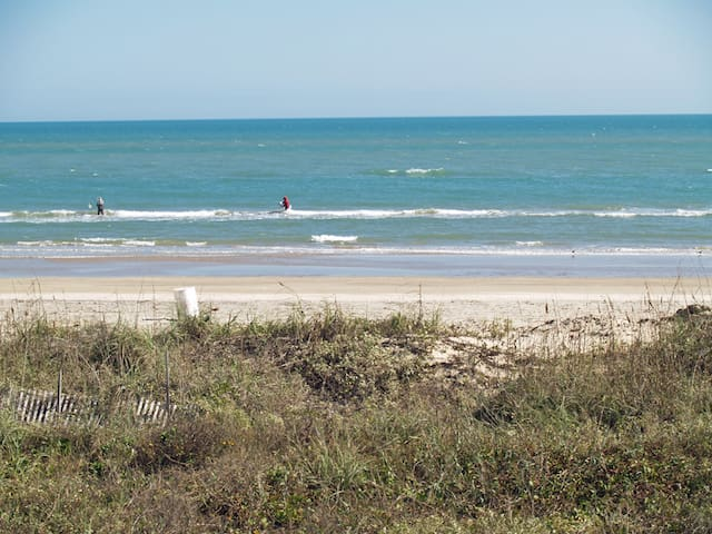 SPI Beachfront Condo WHAT A VIEW ! - South Padre Island - Pis