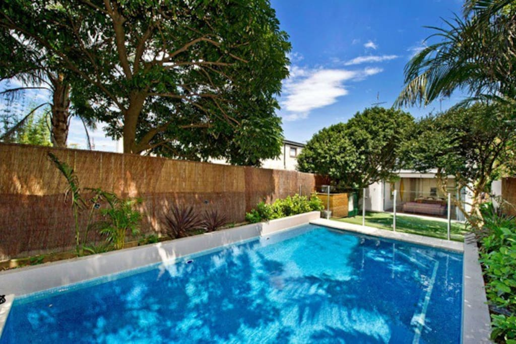 Stunning Bondi Beach Home With Pool Houses For Rent In Bondi Beach New South Wales Australia