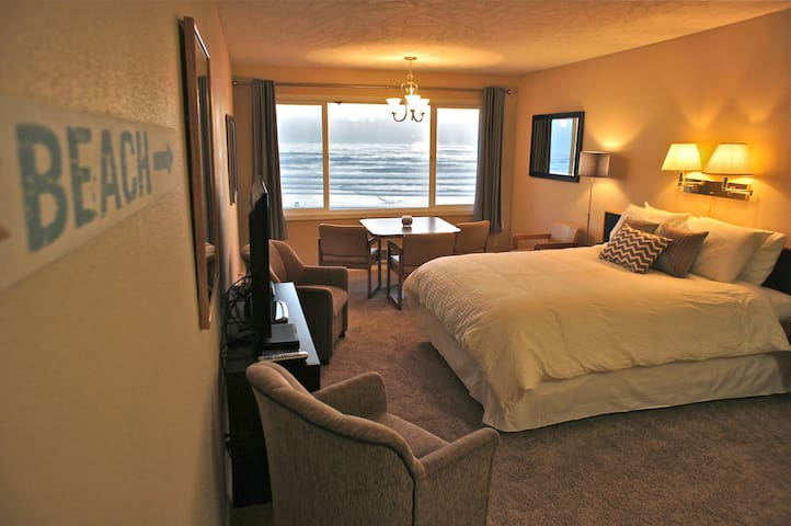 Lord of the Tides - 3rd Floor View! - Lincoln City - Lejlighed