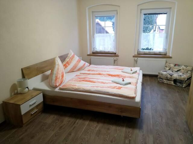 Apartmán Štěpán