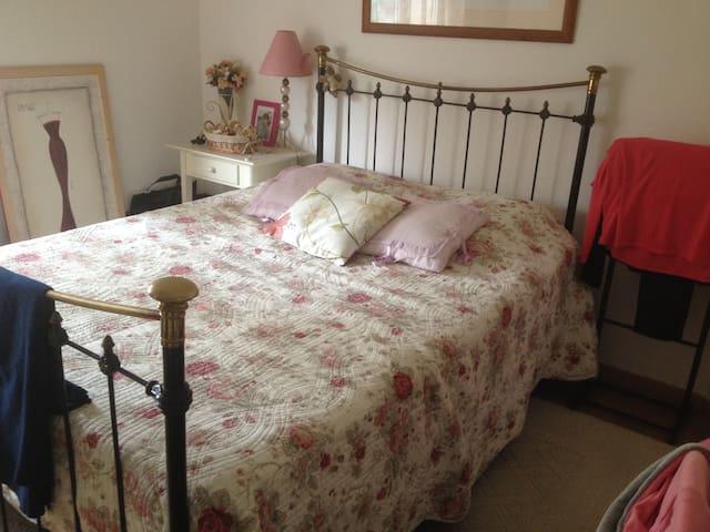 chambre dans villa quartier calme proche ville - Albi - House