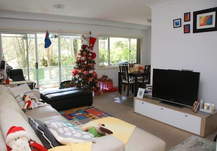 Absolutely stunning Family Apartment - Chatswood