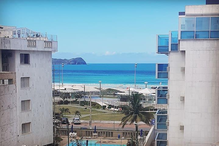 Duplex Incrível com Vista para o Mar!
