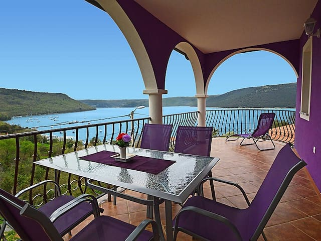 Stunning view over Trget, Croatia - Trget - Apartment