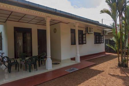 Niranjan's Home - Beruwala