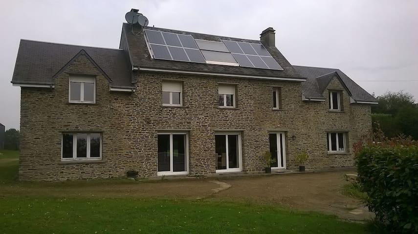 Chambre à la campagne - Sept-Vents - Rumah