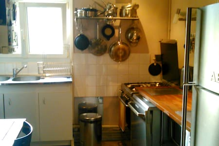 St Malo intra chambre lit double160 - Appartement