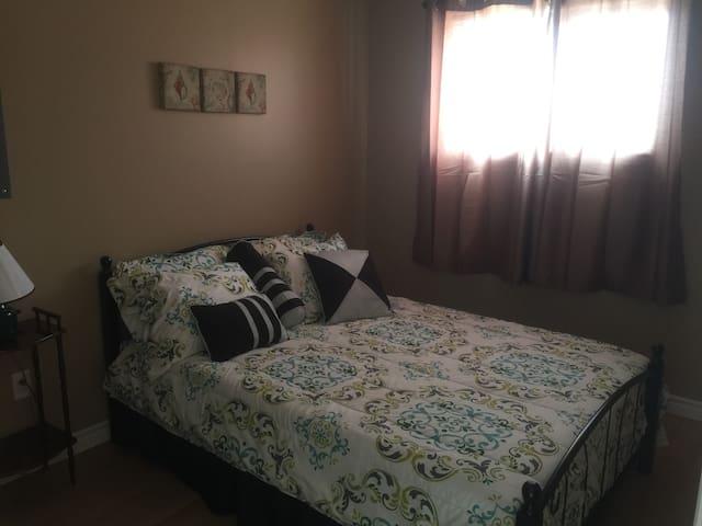 Quiet 1 Bedroom Suite