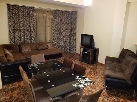Комфортабельные аппартаменты в Кобулети