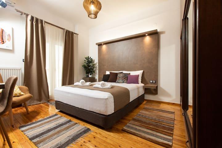 Downtown Luxury Boutique Suites : the grand suite