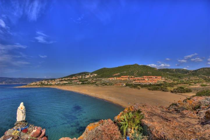 Splendida vista sul mare! - Porto Alabe - Appartement