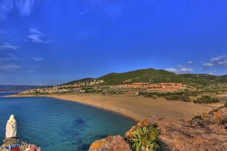 Splendida vista sul mare! - Porto Alabe - Apartamento