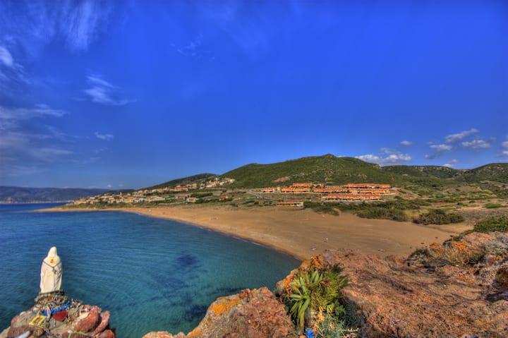 Splendida vista sul mare