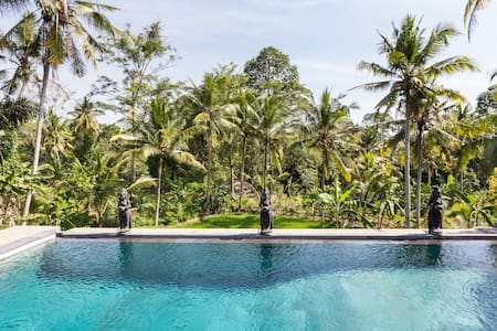 The Ark-Mt.Agung Suite,Ubud,Bali