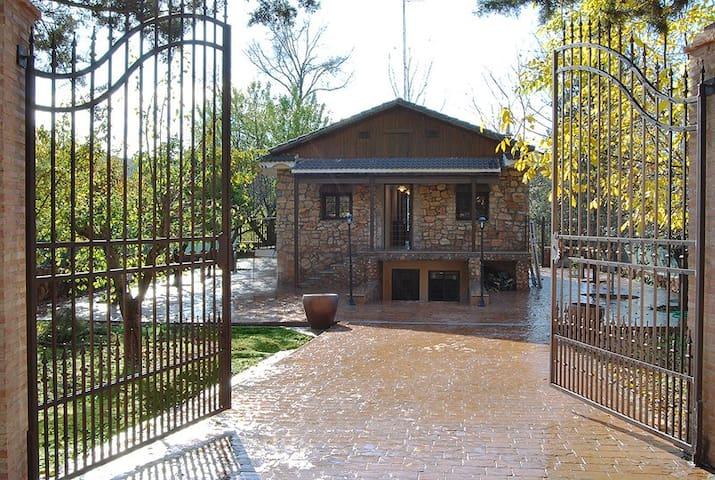 Villa Sem Sem, alojamiento Rural - Ossa de Montiel - Hus