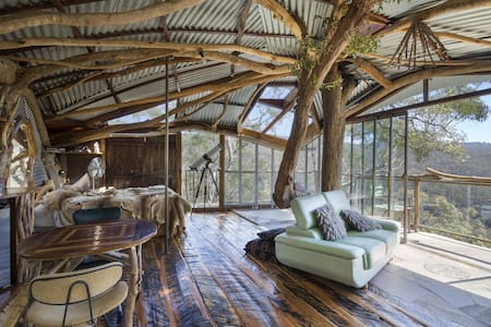 Treehouse  Blue Mountains - Bilpin - Baumhaus
