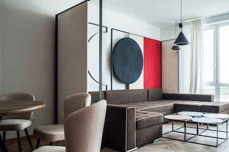 """Preslav""- Luxury Apartment Near a Metro Station"