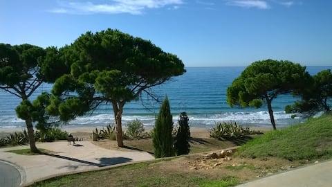 Apartamento Salou, beaches, pool, Port Aventura