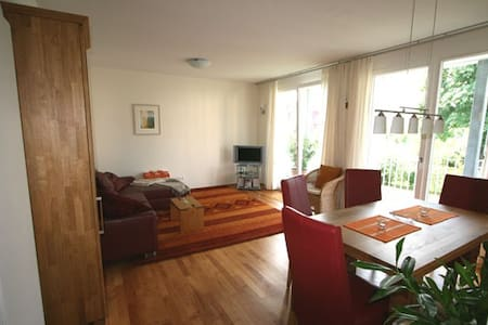 beautiful Vauban-Family Apart. - Freiburg - Apartment