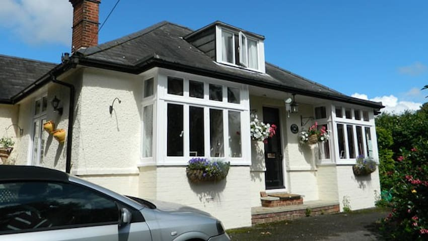 Quiet location in Hamble village - Hamble-le-Rice - Bed & Breakfast