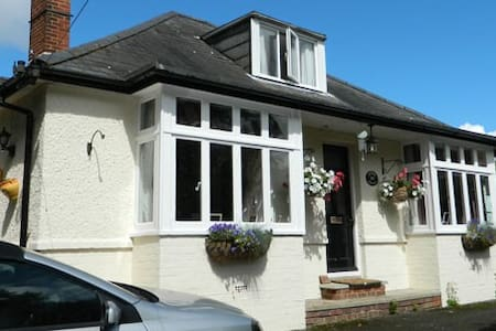 Quiet location in Hamble village - Hamble-le-Rice