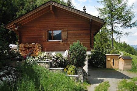 Chalet dans le Val Ferret - Orsières - Chalet