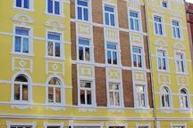Kleine Wohnung in Bahnhofsnähe