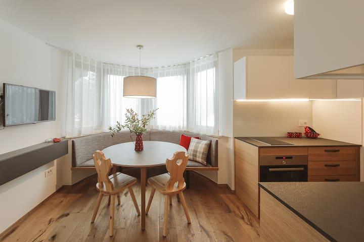 Apartma za 4 osebe (dve spalnici)