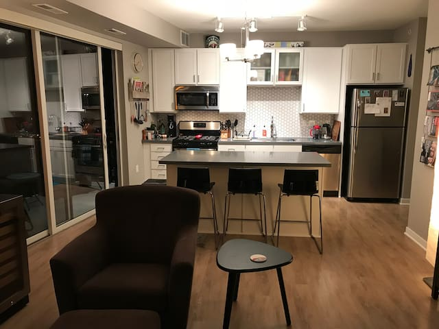 Super Bowl Luxury Apartment Minutes from Downtown