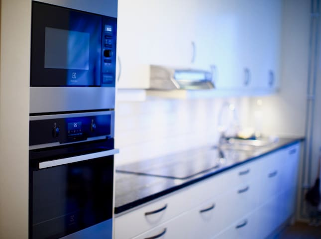 Eget rum i central och nybyggd lägenhet i Falun