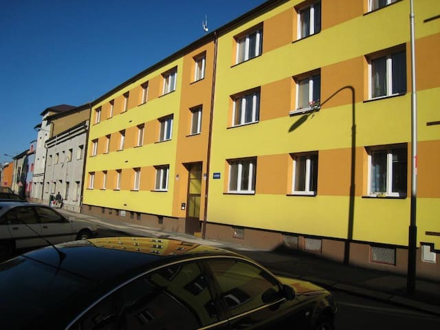 Non smoking apartment close to downtown - Ostrava - Apartment