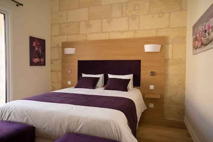 Chambre d'hôte Sauvignon - Beychac-et-Caillau - Bed & Breakfast