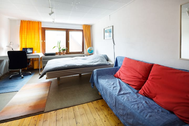 Möbliertes Zimmer im Landhaus  - Duisburg - Casa