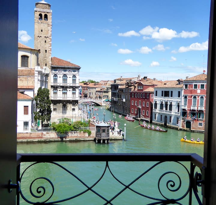 B&b Vista sul Canal Grande Junior suite Canale
