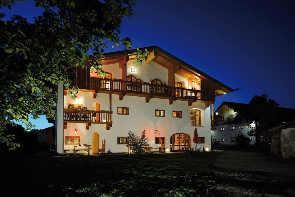 Hagerhof Chiemsee Ferienwohnung Töpferei