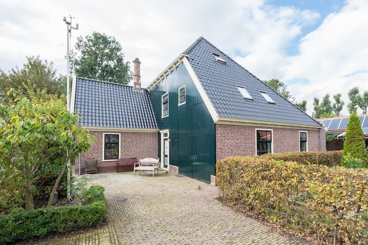 Luxe Wellness Woonboerderij,  BARN - Heerhugowaard - Villa