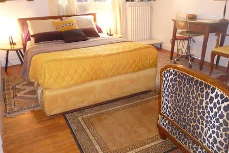 Chambre au Hameau des Vignerons - Gaillac - Casa