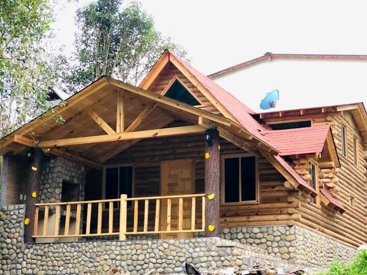 Cabaña en la Sierra de Santiago El Salto 2