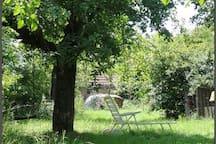 Diesen Garten für Entspannung pur