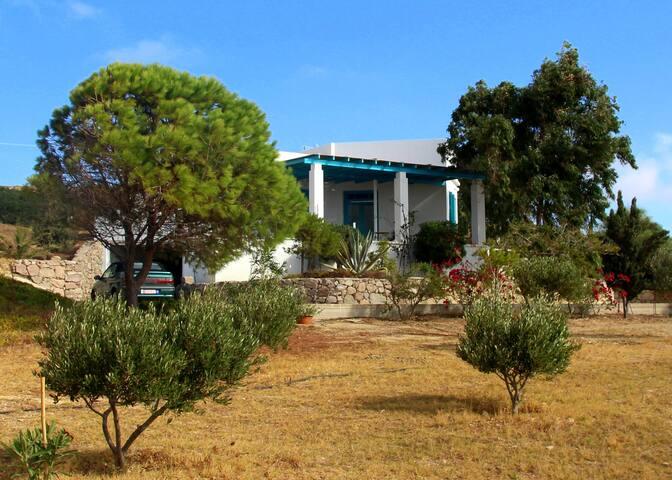 Villa Margarita-B&B in a very quiet region - Plaka