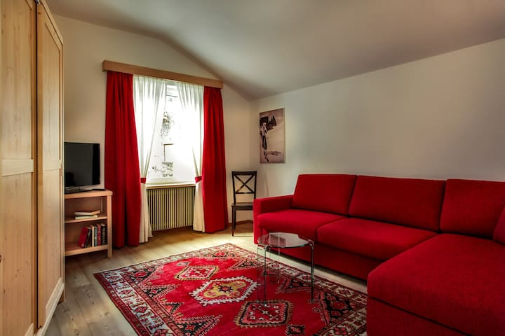 Centro Brunico B&B Am Schloss Cast  - Bruneck - Pousada