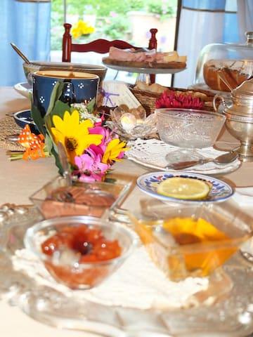 a Casa mia - Spoleto - Bed & Breakfast